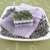 Lavender Herb Soap