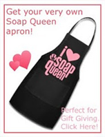 Soap Queen Apron