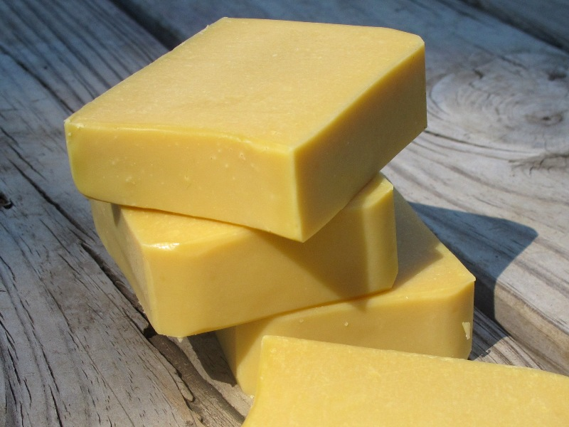 Olive Oil Coconut Oil Soap Recipe