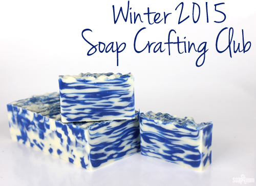 Winter 2015 Soap Crafting Club Don T Wait Soap Queen