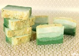 Luck of the Irish Hot Process Soap2