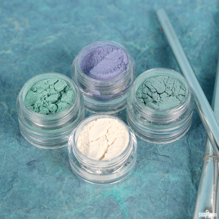 Mystic Mermaid Eye Shadow Kit