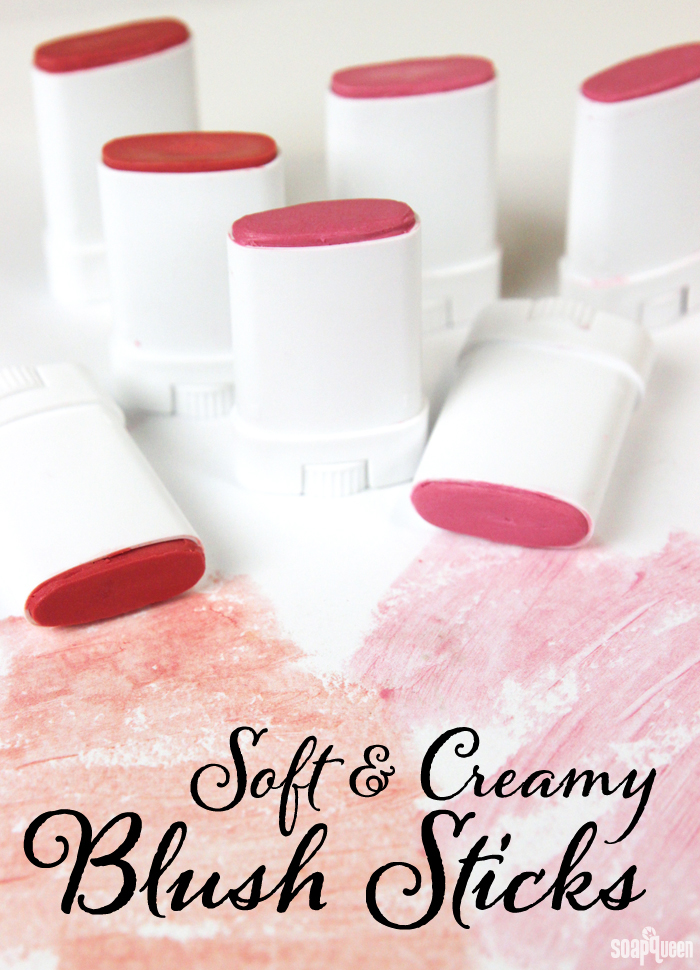 Soft and Creamy Blush Sticks Tutorial
