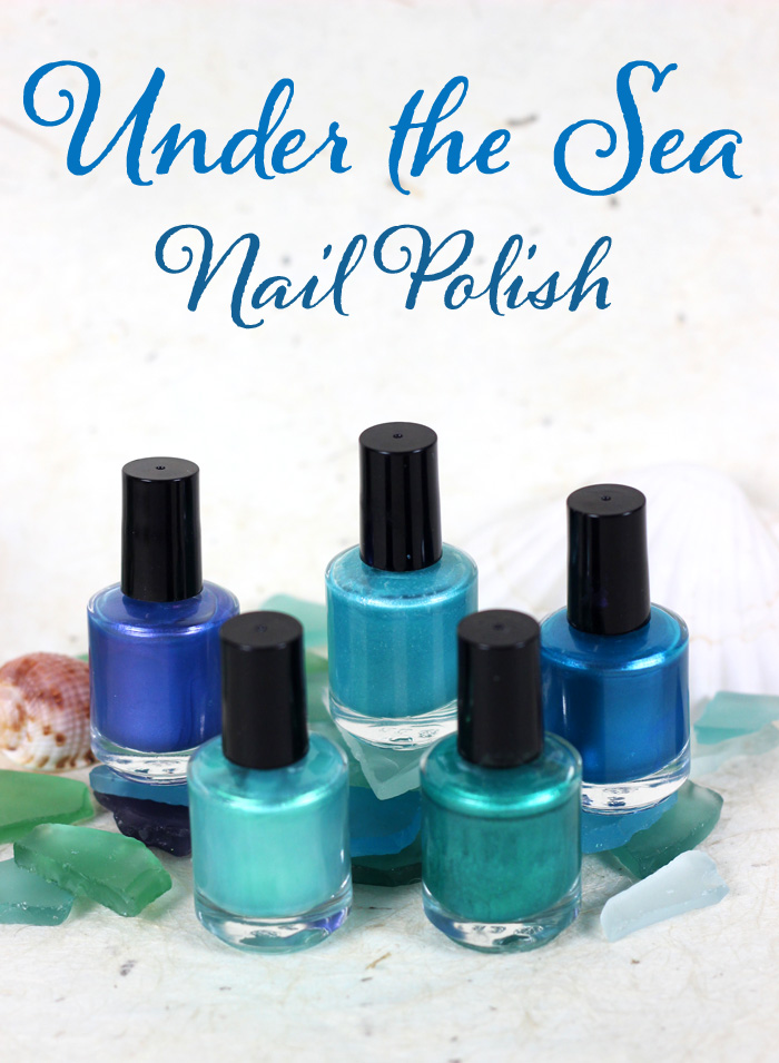 Under the Sea Nail Polish