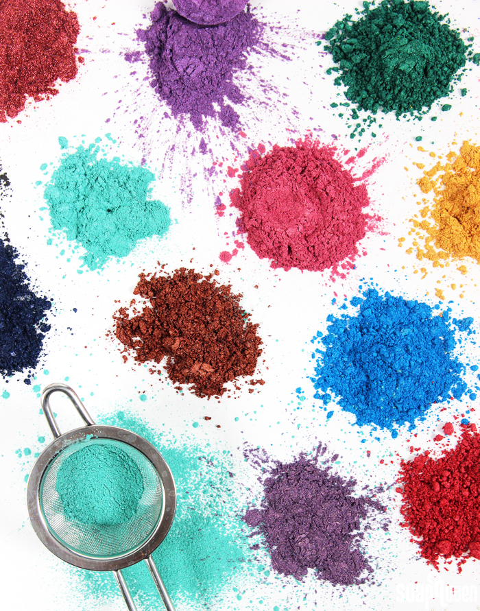 All About Mica Colorants