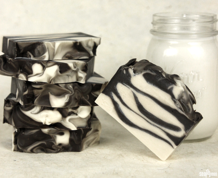 Creamy Cow Milk Cold Process Soap