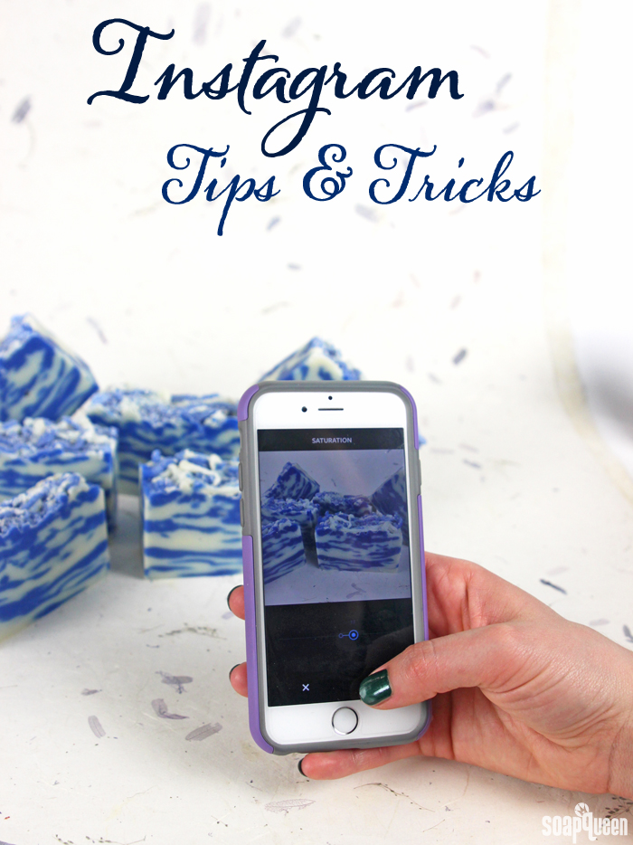 Instagram Tips and Tricks on Soap Queen