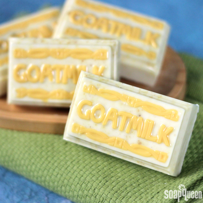 Lemon Goat Milk Melt and Pour Bars Kit