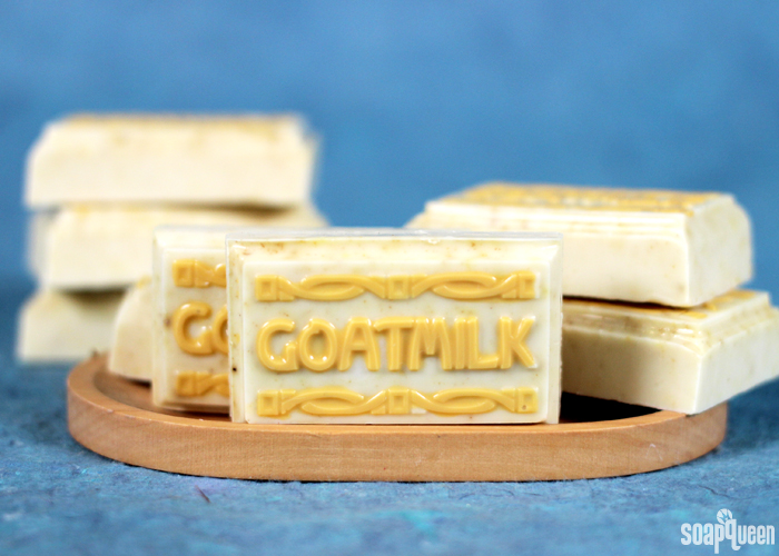Lemon Goat Milk Melt and Pour Soap