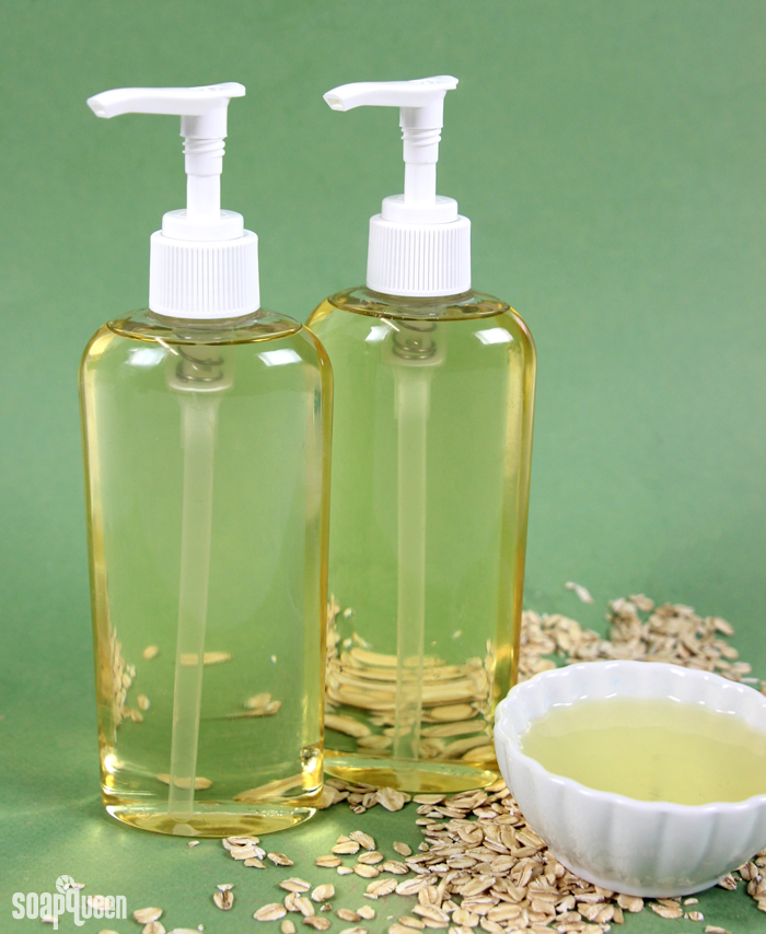 Oat Oil Cleansers DIY