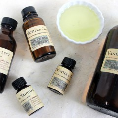 Vanila Fragrance Oils