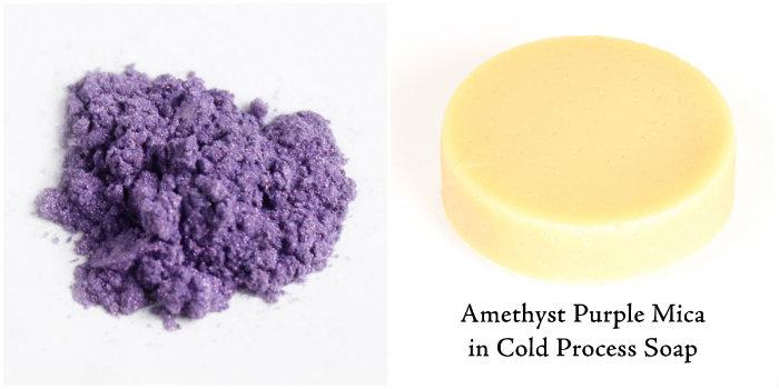 amethyst mica
