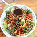 Bacon and Balsamic Vinaigrette