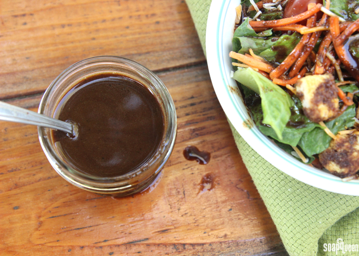 Bacon and Balsamic Vinaigrette Recipe on Soap Queen