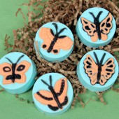 Monrach Butterfly Melt and Pour DIY Oon Soap Queen