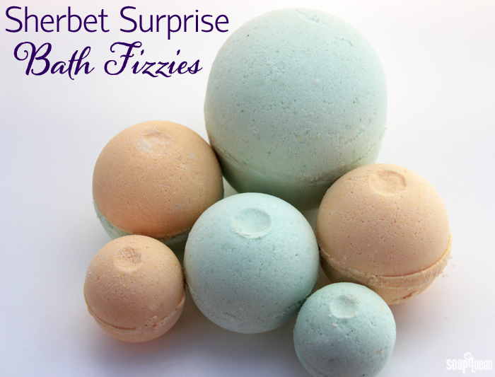Sherbet Surprise Bath Fizzies