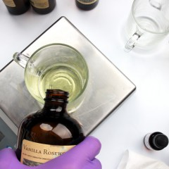 Blending Vanilla Rosewood