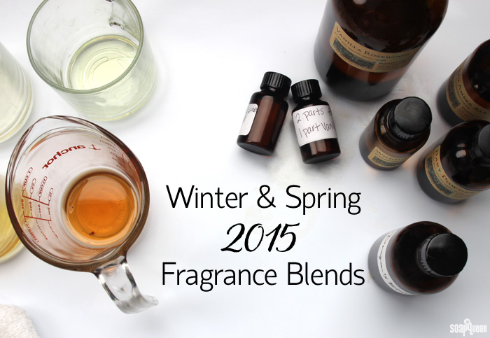 Winter & Spring 2015 Fragrance Blends