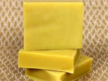 Creamy Orange Soap