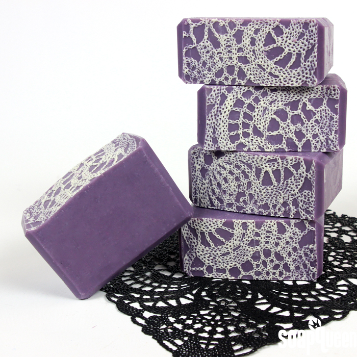 Jasmine Lace Cold Process Soap