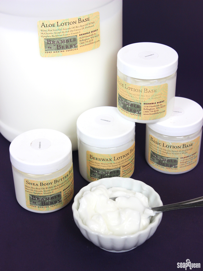 Lotion Bases