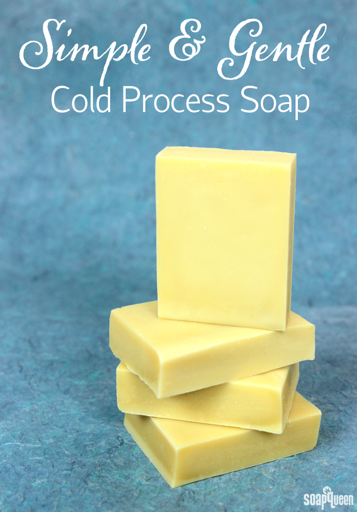 Simple and Gentle Cold Process