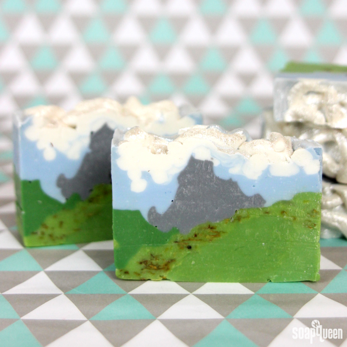Alpine Adventures Soap