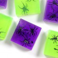 Creepy Crawly Spider Soap Jellies DIY