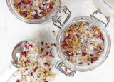 Floral Bath Salts Tutorial