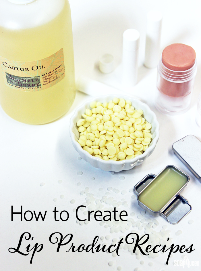 Making your own lip products is fun, easy and cost effective. Learn how in this blog post!