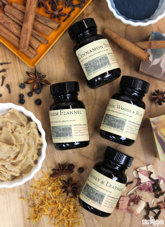 Introducing the Rustic Fragrance Collection! This collection includes four sophisticated fall inspired fragrance oils.
