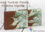 mantra marble soap
