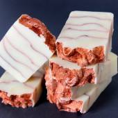 Spiced Copper Cold Process Soap