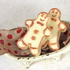 Gingerbread Lotion Bars DIY