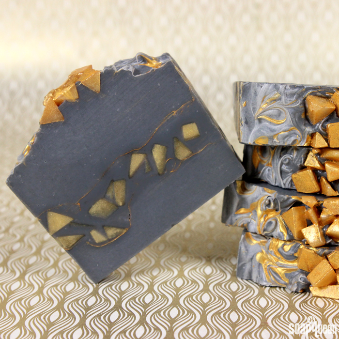 Gold Mine Cold Process Soap DIY