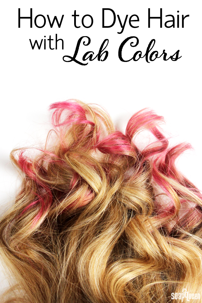 Learn how to achieve brightly colored hair (for cheap!) in this easy how-to.