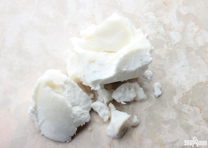 Shea butter is a creamy and soft butter that is great for a wide variety of projects.