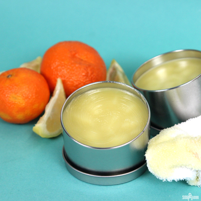 The Simple Citrus Furniture Polish is scented with a bright blend of Orange Valencia and Lemon essential oils.