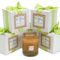 SCAD candle
