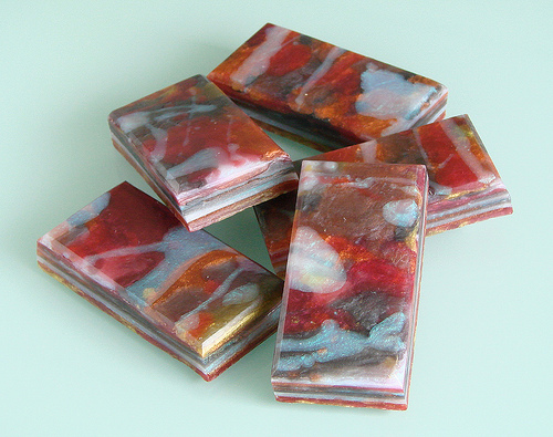 Marbled Soap Tutorial Soap Queen