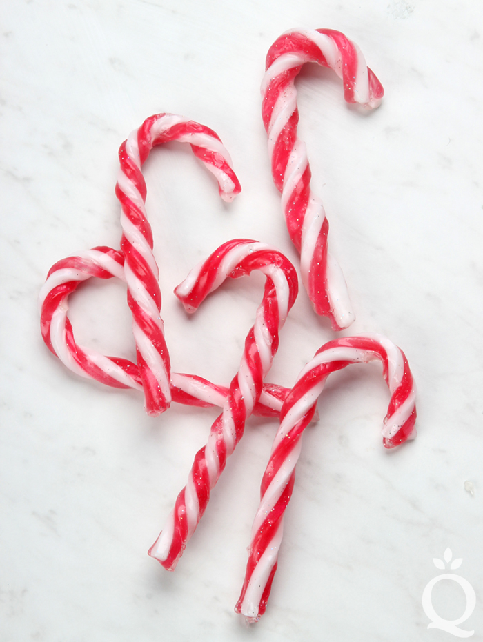 Candy Cane Soap Tutorial Soap Queen