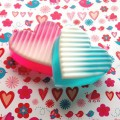 Ombre Hearts Glam shot