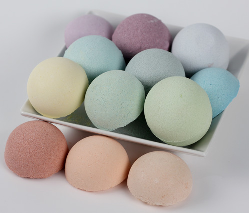 Natural Colorants For Bath Bombs And Soaps