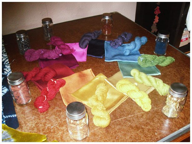 The art of natural dye soap queen for The art and craft of natural dyeing