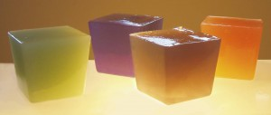 Melt and Pour Soaps