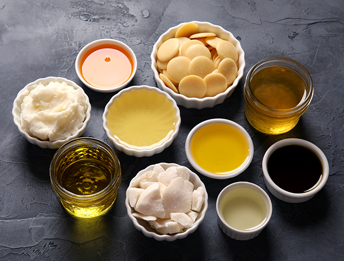 Common Soapmaking Oils