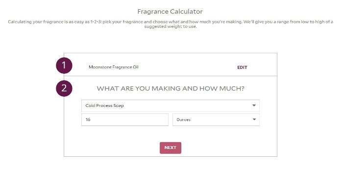 FragranceCalc