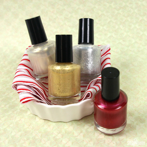 12 Days of Christmas: Holiday Glam Nail Polish Kit