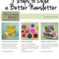 5StepstoBuildaBetterNewsletter