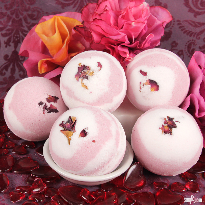 Pikake Flower Bath Bombs Soap Queen